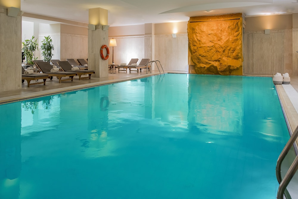 Pool, Crowne Plaza Rome-St. Peter's Hotel & Spa