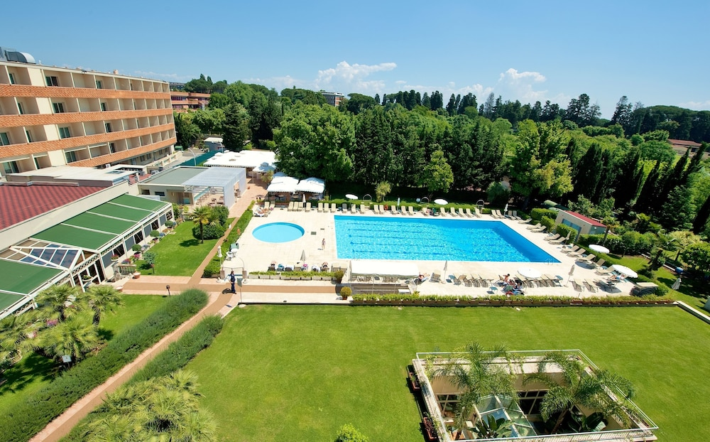 Aerial View, Crowne Plaza Rome-St. Peter's Hotel & Spa