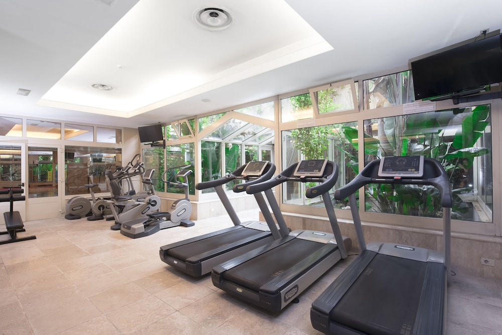 Gym, Crowne Plaza Rome-St. Peter's Hotel & Spa