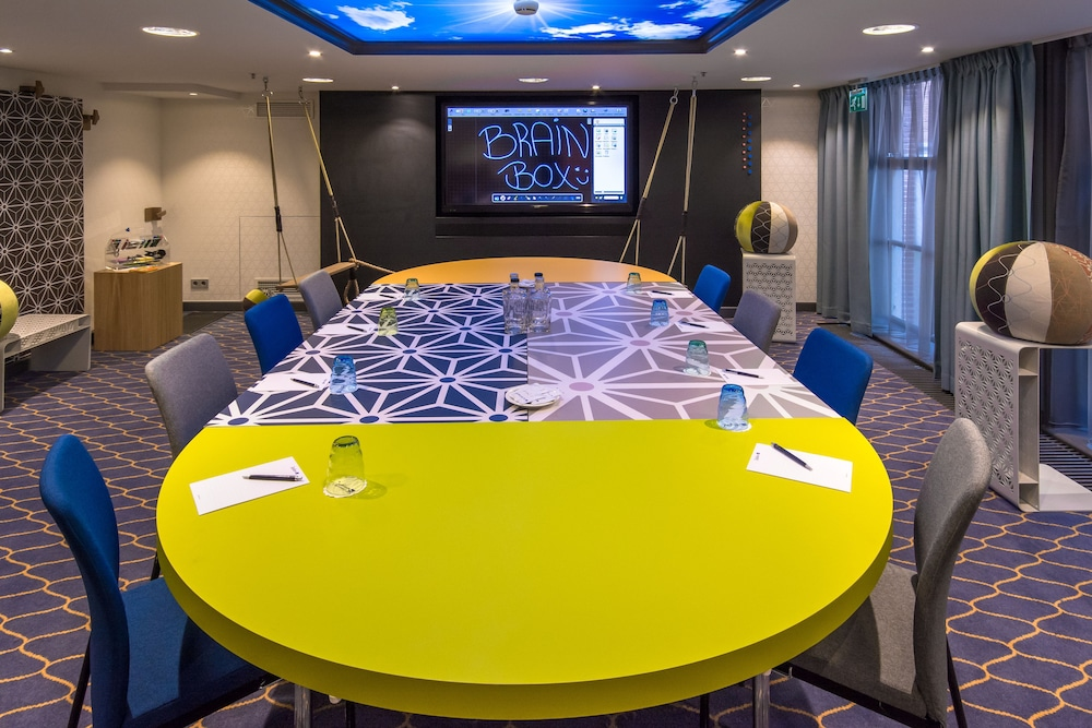 Meeting Facility, Radisson Blu Hotel, Amsterdam City Center