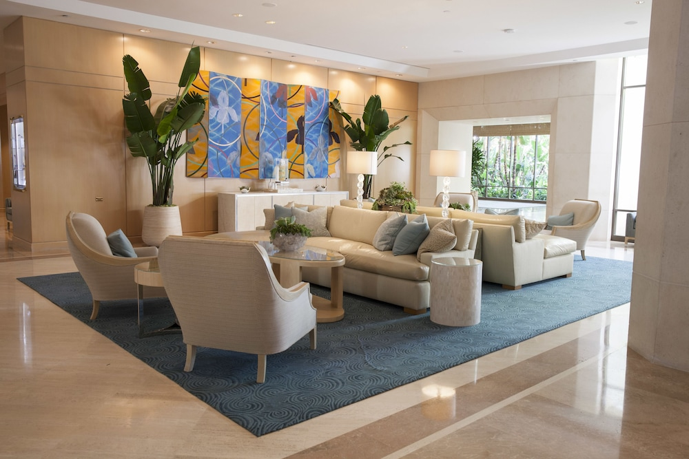 Fashion Island Hotel 4 5 Out Of 0 Point Interest Featured Image Lobby Sitting Area