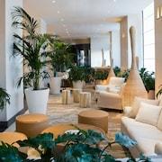 Lounge della hall