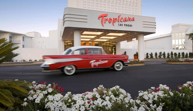 Tropicana Las Vegas Hotel Expedia