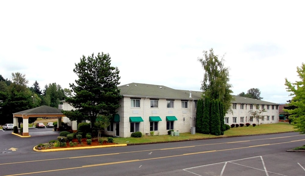 Front of Property, Comfort Inn Kelso - Longview