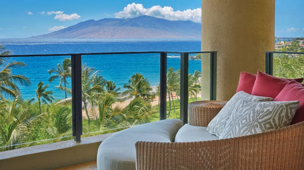 View from Room, Four Seasons Resort Maui at Wailea