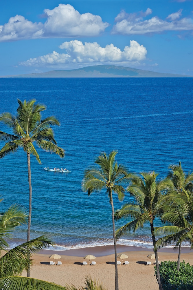 View from Property, Four Seasons Resort Maui at Wailea