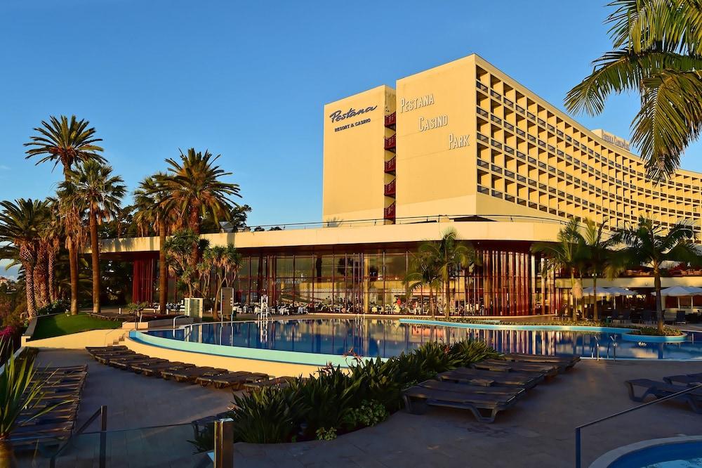 hotel pestana casino park madeira booking