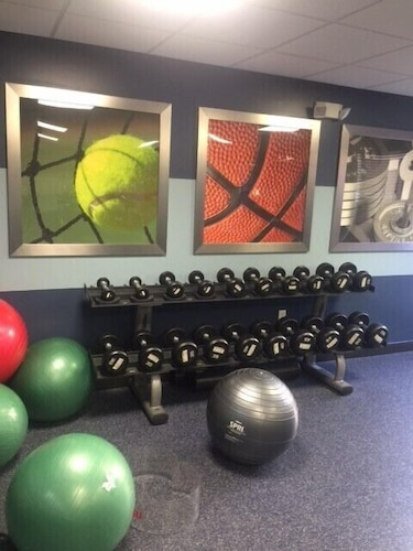 Gym, Four Points by Sheraton Newburgh Stewart Airport