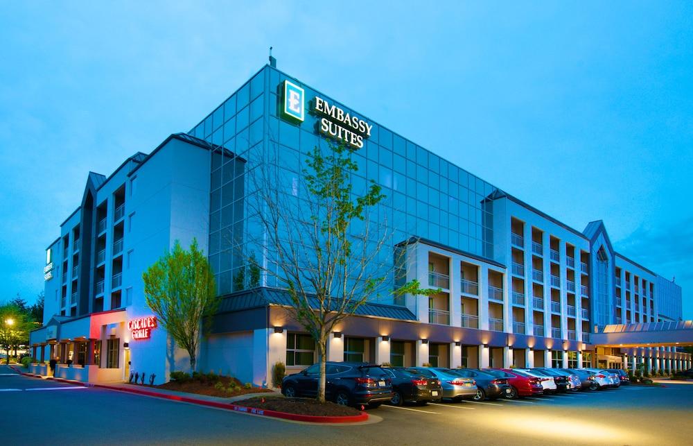 Hilton Hotels Seattle Bellevue