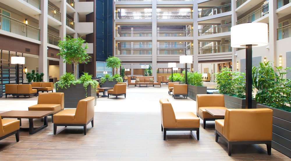 Interior, Embassy Suites by Hilton Seattle Bellevue