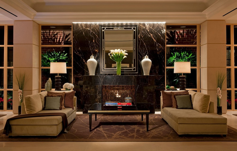 Lobby, Four Seasons Hotel Washington D.C.