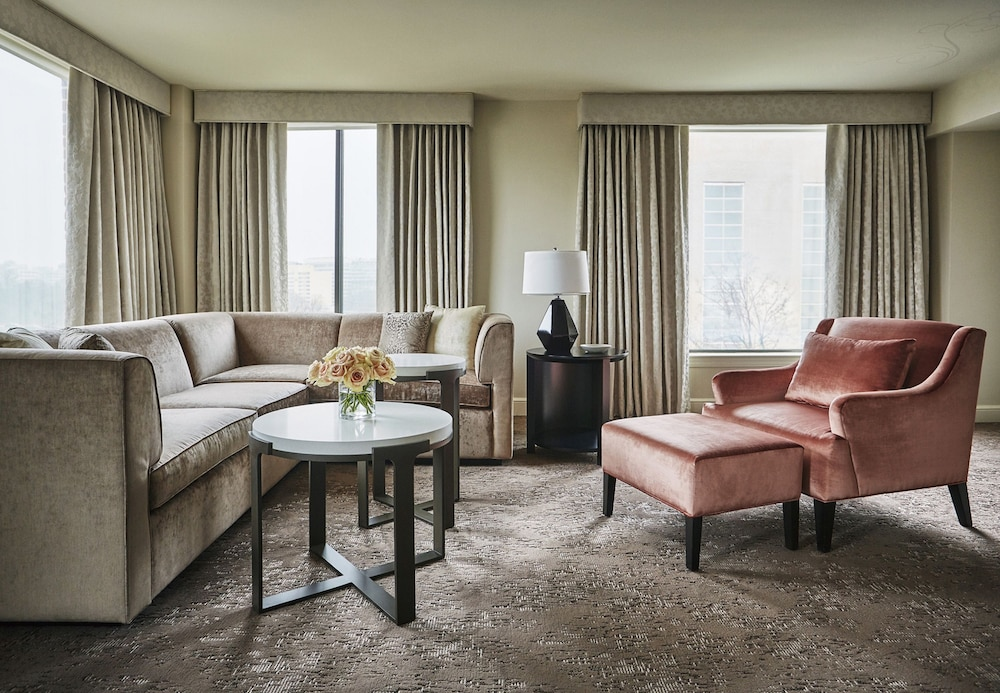Room, Four Seasons Hotel Washington D.C.