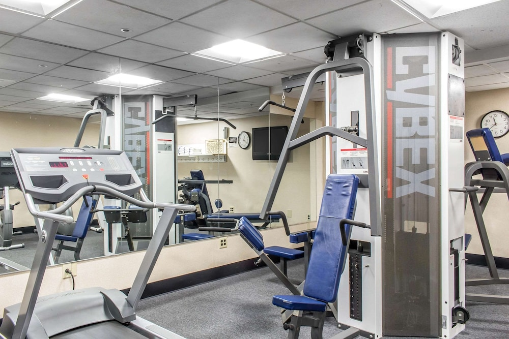 Fitness Facility, Clarion Hotel & Conference Center