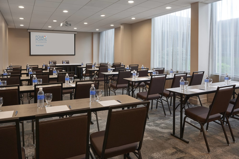 Meeting Facility, Four Points by Sheraton Toronto Airport