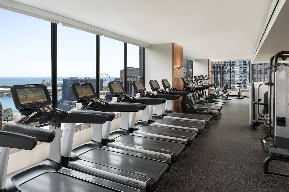 Fitness Facility, The Ritz-Carlton, Chicago
