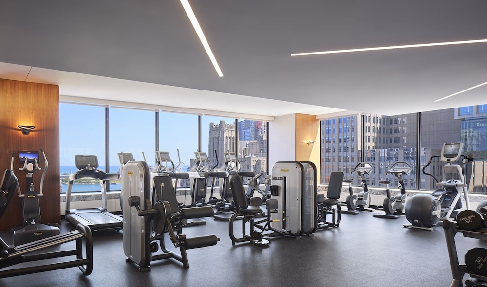 Sports Facility, The Ritz-Carlton, Chicago