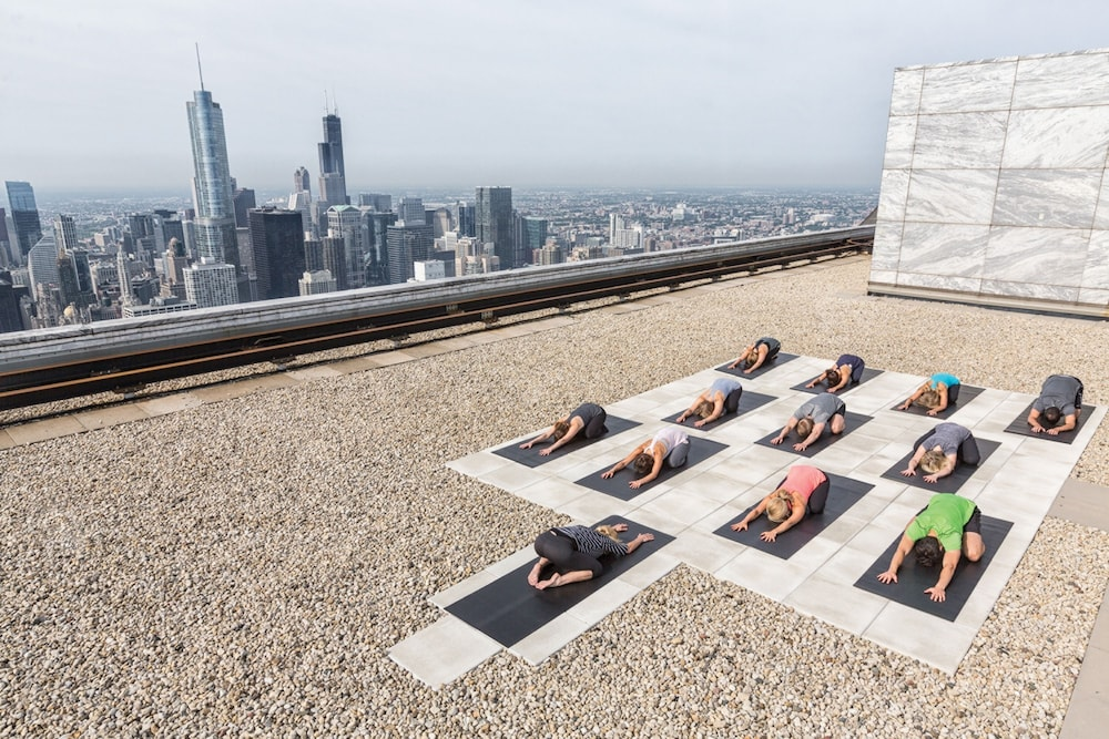 Yoga, The Ritz-Carlton, Chicago