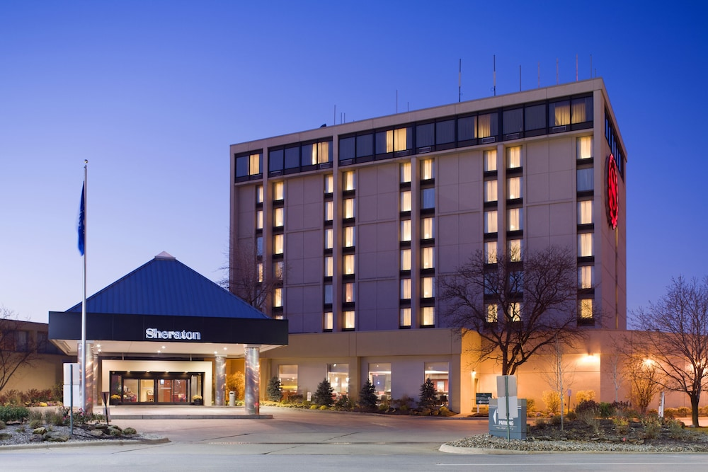 Exterior, Sheraton Cleveland Airport Hotel
