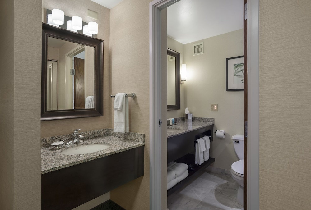 Bathroom, Crowne Plaza Lansing West