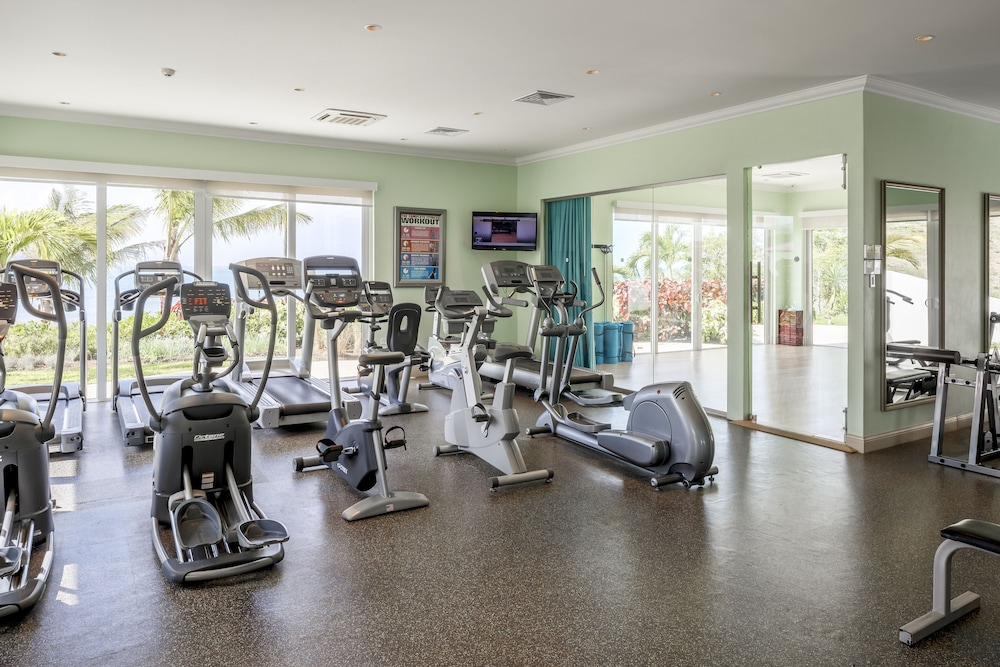 Sports Facility, Windjammer Landing Villa Beach Resort