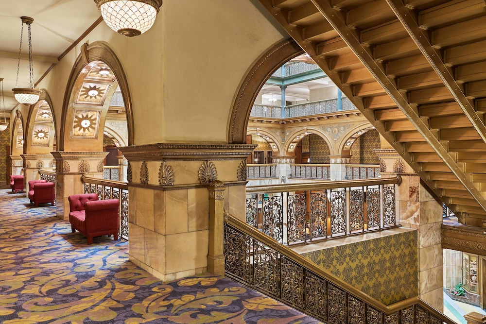 Lobby, The Brown Palace Hotel and Spa, Autograph Collection