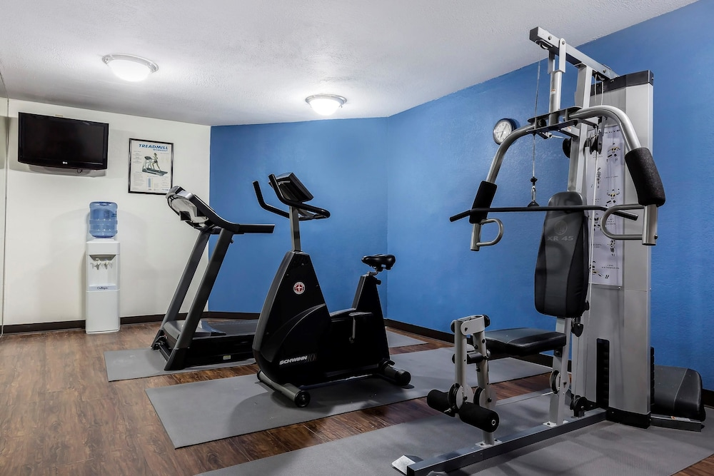 Fitness Facility, Quality Inn & Suites Columbia I-70