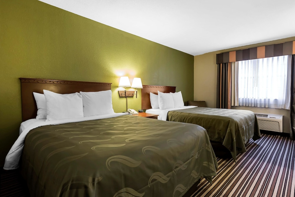 Room, Quality Inn & Suites Columbia I-70