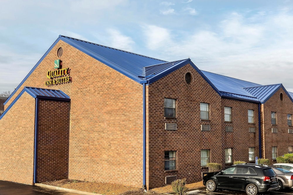 Exterior, Quality Inn & Suites Columbia I-70