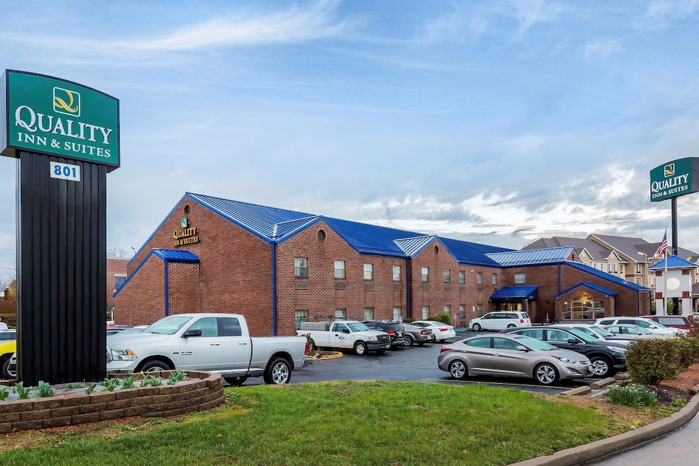Featured Image, Quality Inn & Suites Columbia I-70