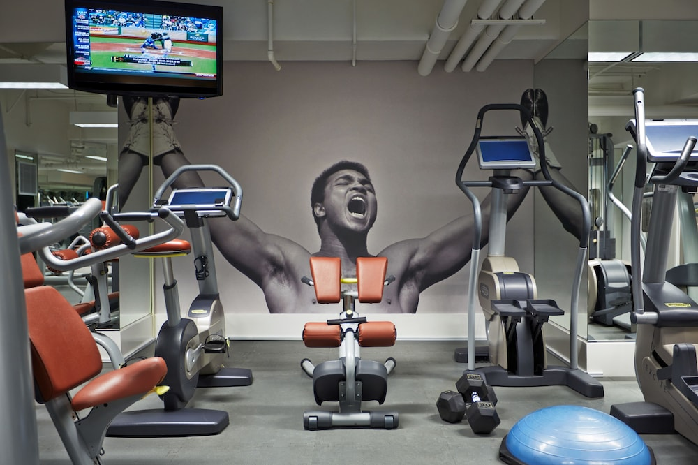 Fitness Facility, Mr. C Beverly Hills