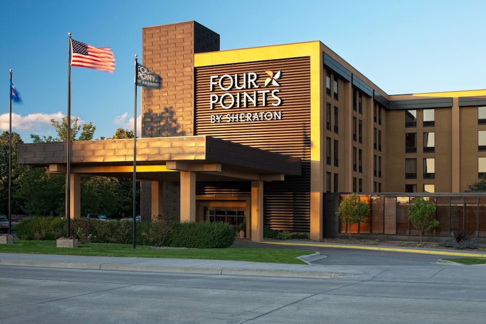 Exterior, Four Points by Sheraton Mall of America Minneapolis Airport