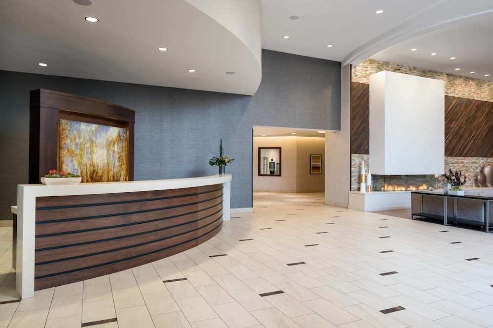 Lobby, Provo Marriott Hotel & Conference Center