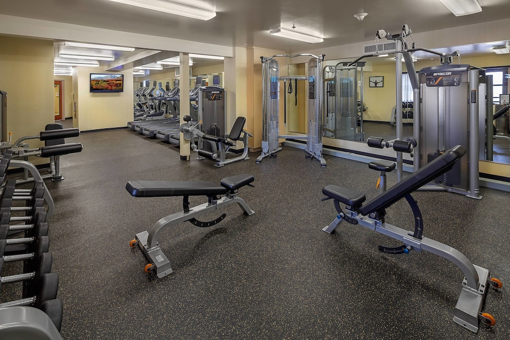 Fitness Facility, Provo Marriott Hotel & Conference Center