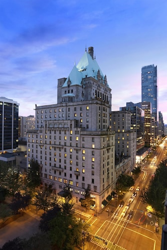 Check Expedia for Availability of The Fairmont Hotel Vancouver