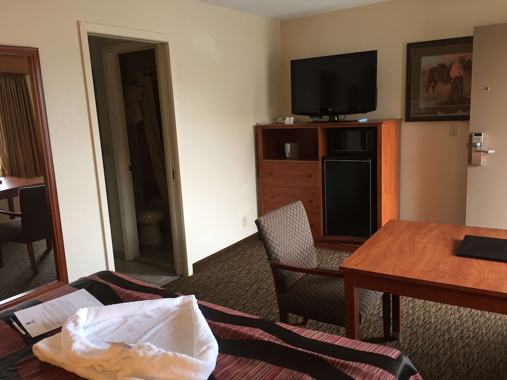 Room, Best Western Plains Motel
