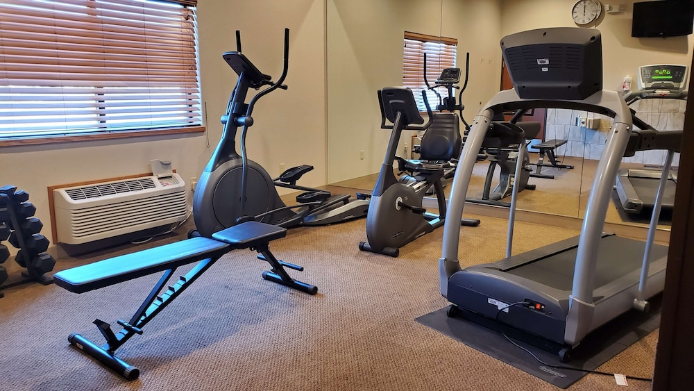 Fitness Facility, Best Western Plains Motel