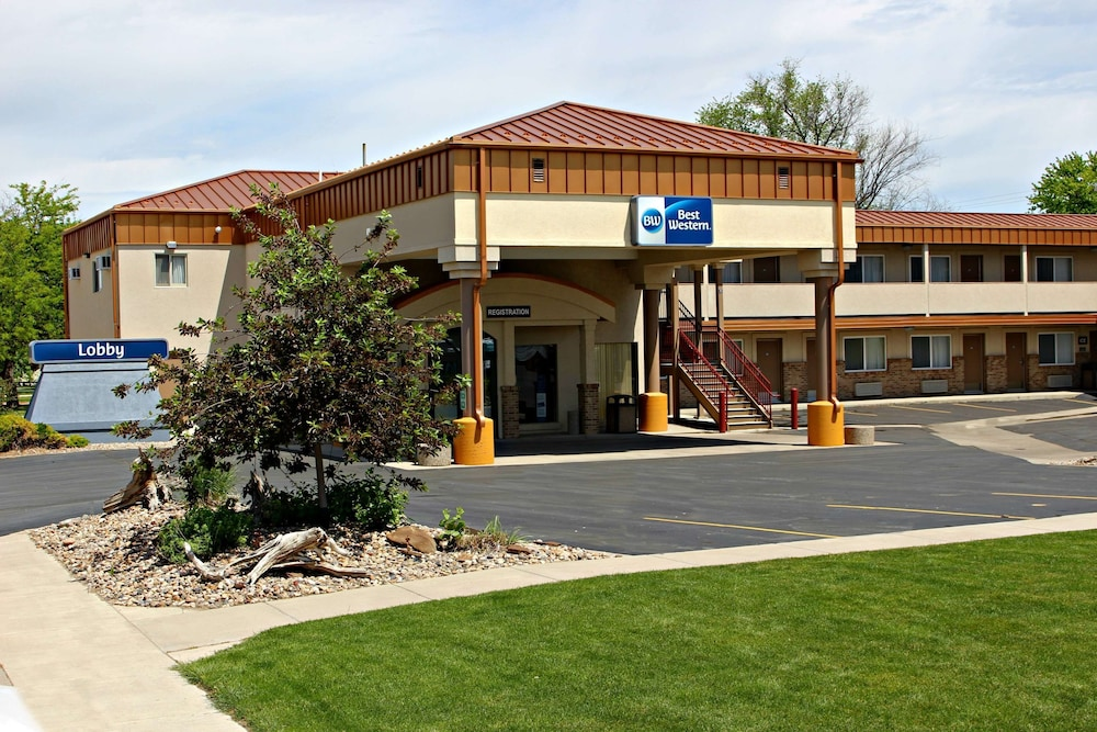 Exterior, Best Western Plains Motel