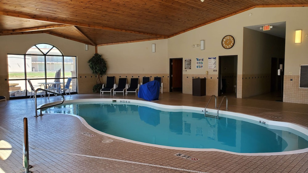 Indoor Pool, Best Western Plains Motel