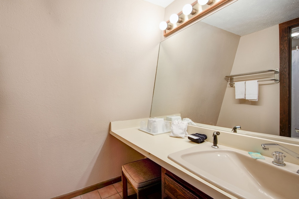 Bathroom, Sidney James Mountain Lodge