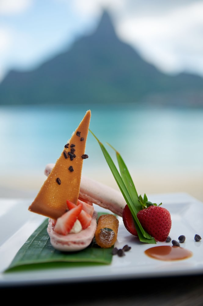 Food and Drink, InterContinental Bora Bora Resort and Thalasso Spa