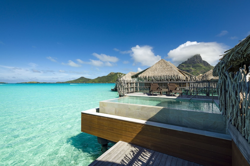 View from Room, InterContinental Bora Bora Resort and Thalasso Spa