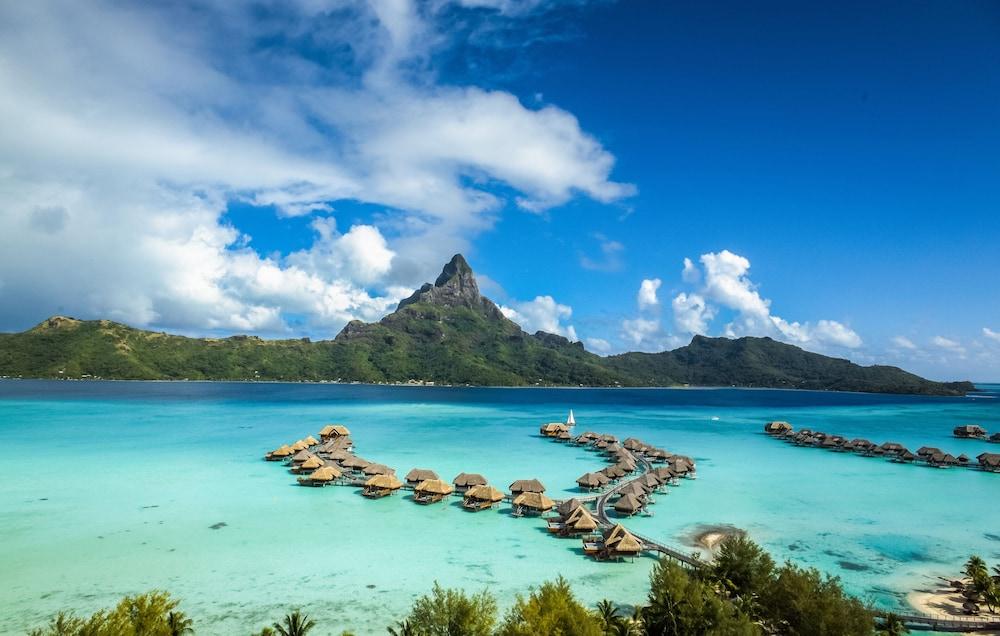 Intercontinental Bora Bora Resort And Thalasso Spa Bora Bora