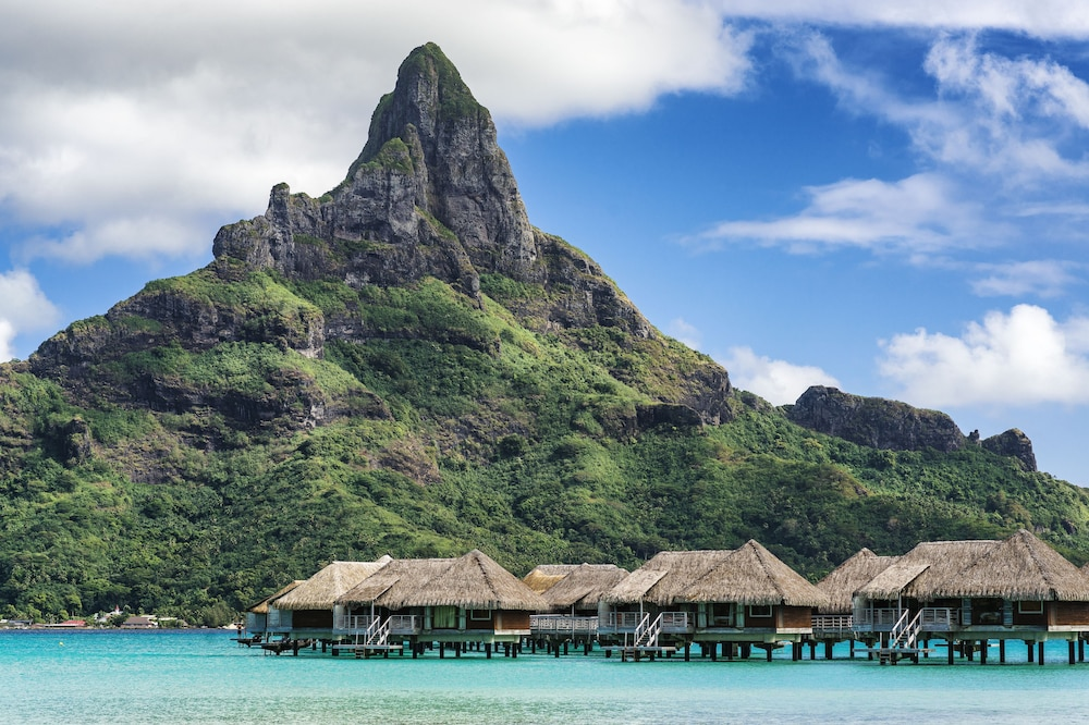 View from Property, InterContinental Bora Bora Resort and Thalasso Spa