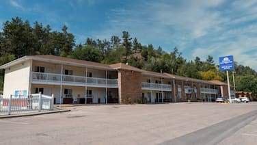 Americas Best Value Inn by the River Hot Springs