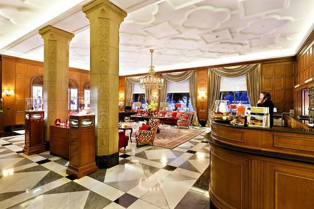 Fairmont Hotel Vier Jahreszeiten Hamburg Hamburg Empfehlungen