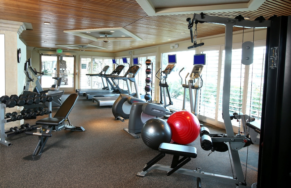 Fitness Facility, Holiday Inn San Diego-Bayside, an IHG Hotel