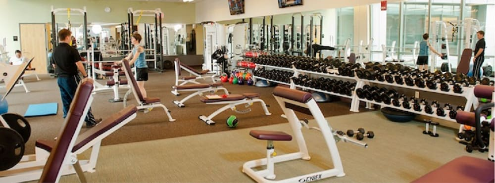 Gym, The Inn at Longwood Medical