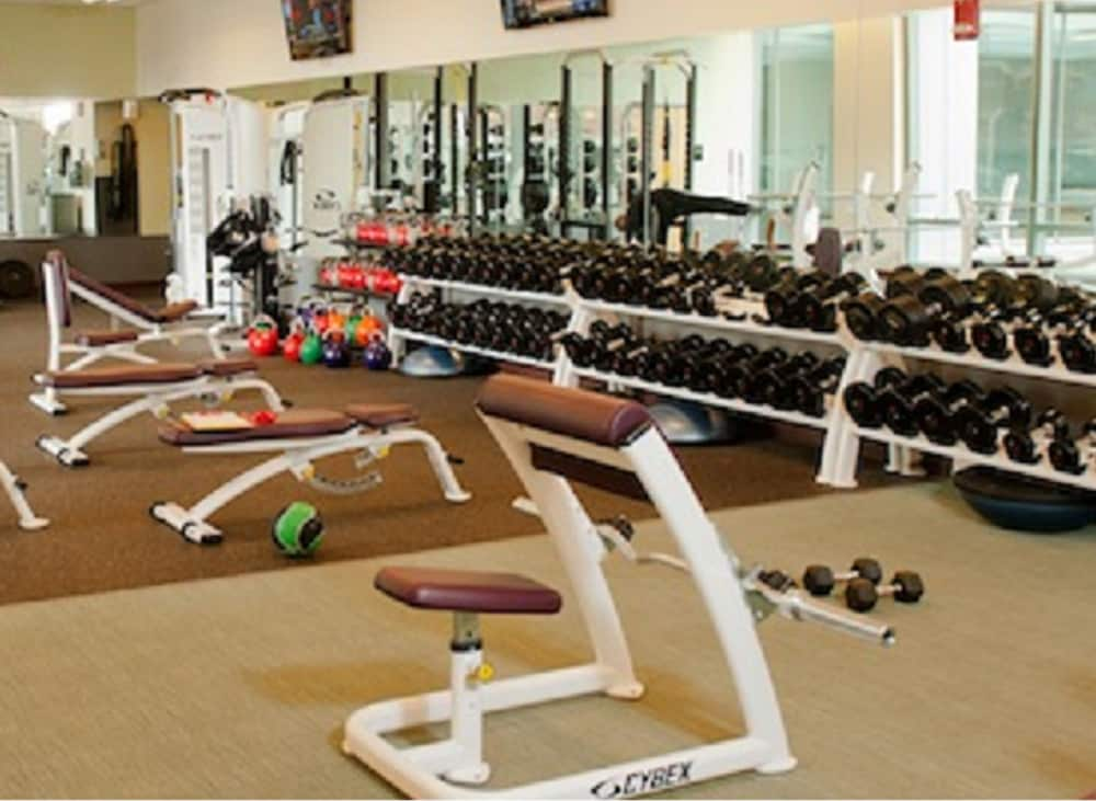 Fitness Facility, The Inn at Longwood Medical