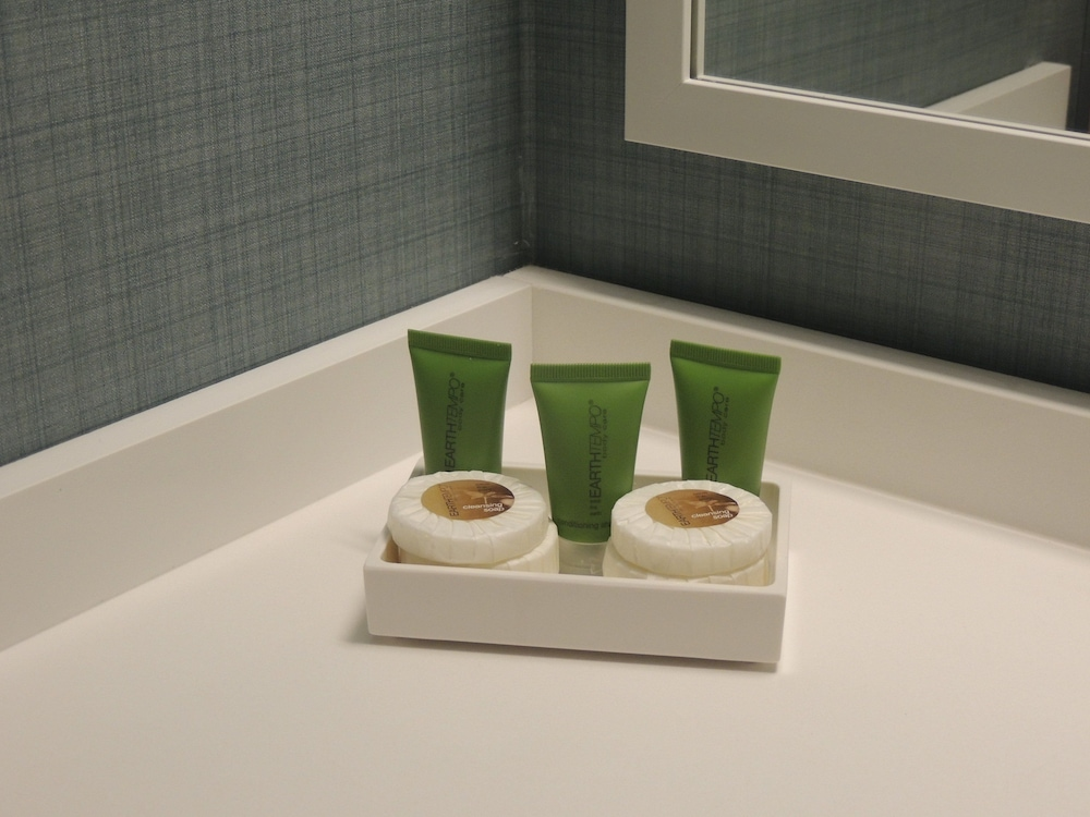 Bathroom Amenities, The Inn at Longwood Medical