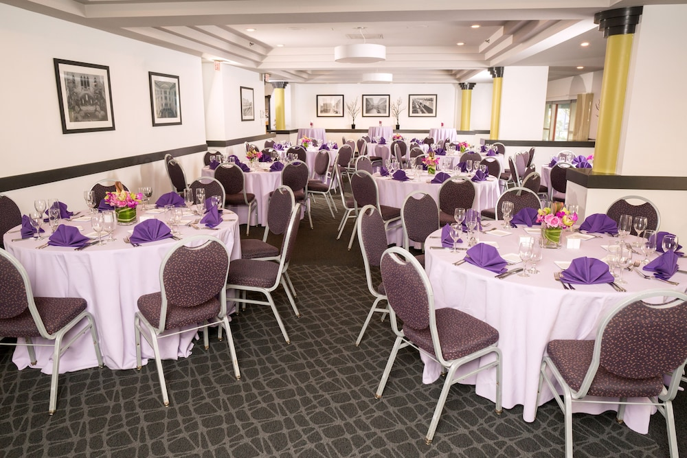Banquet Hall, The Inn at Longwood Medical